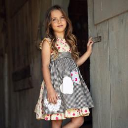 Mustard Pie  Strawberry Fields Nora 2pc Apron Dress Set (*New Style*)