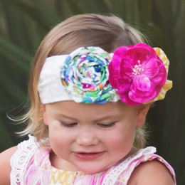 Haute Baby  Floral Fantasy Headband