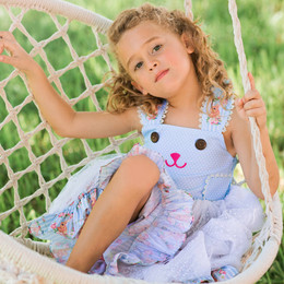 Be Girl Clothing Betsy Bunny Dress