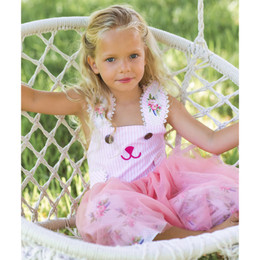 Be Girl Clothing Harlow Bunny Dress