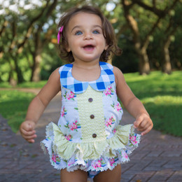 Be Girl Clothing Hattie Sunsuit