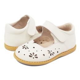 Livie & Luca Astrid Shoes - Bright White (Spring 2019)