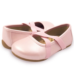 Livie & Luca Aurora Shoes - Pink Shimmer (Spring 2019)