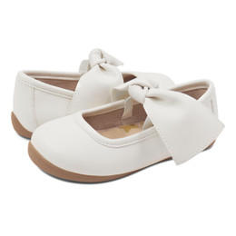 Livie & Luca Halley Shoes - Bright White (Spring 2019)