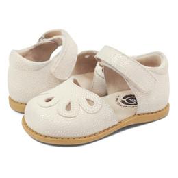Livie & Luca Petal Shoes - White Opal (Spring 2019)