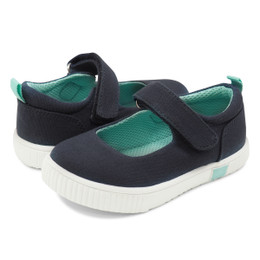 Livie & Luca Skip Shoes - Navy Blue (Spring 2019)