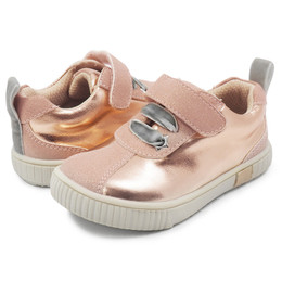 Livie & Luca Spin Shoes - Rosegold Shimmer (Spring 2019)