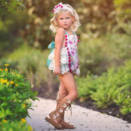 Frilly Frocks Nora Floral Heirloom Sunsuit