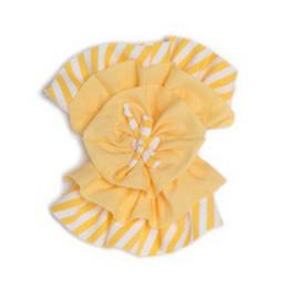 Isobella & Chloe Hello Sunshine Hard Headband - Yellow