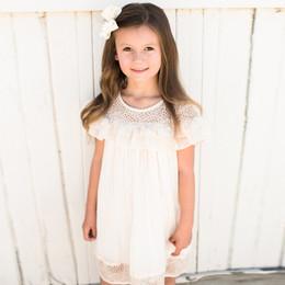 Isobella & Chloe Concord Shift Dress - Ivory