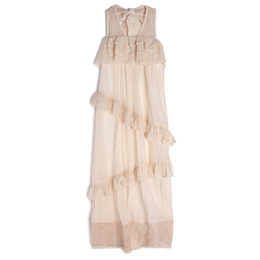 Isobella & Chloe Concord Maxi Dress - Ivory
