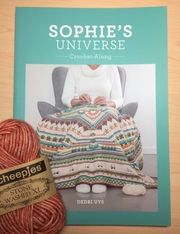 Sophie's Universe Crohcet-Along by Dedri Uys