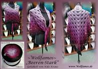 Wollfamos - Beeren Star  (10-3)k