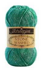 Scheepjes Stone Washed-Malachite 825