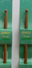 Bamboo Crochet Hook 4.50mm