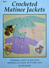 Crochet Matinee Jackets