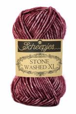 Scheepjes Stone Washed XL-Garnet 850