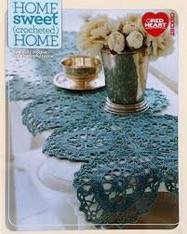 Home Sweet (crocheted) Home