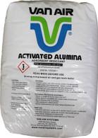 """Activated Alumina Desiccant 1/4"""" 50lb Bag"""