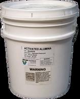 "Activated Alumina Desiccant 3/16"" 25lb Pail"