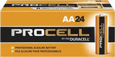 Duracell Procell Alkaline Batteries AA