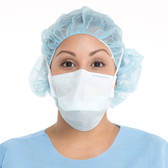 Halyard Health Duckbill Fog-Free Surgical Mask 49216
