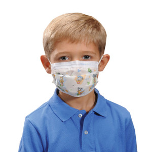 Halyard Health Disney Childs Face Mask for Ages 4-12 32856