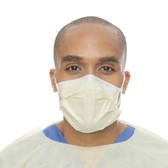 Halyard Health Procedure Mask Pleat style with Earloops