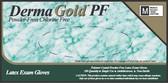 Innovative Healthcare DermaGold PF Latex Exam Gloves