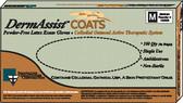 Innovative Healthcare DermAssist COATS Latex Exam Gloves
