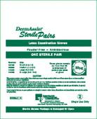 Innovative Healthcare DermAssist Sterile Latex Exam Gloves Pairs Powder-Free