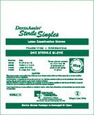 Innovative Healthcare DermAssist Sterile Latex Exam Gloves Singles Powder-Free