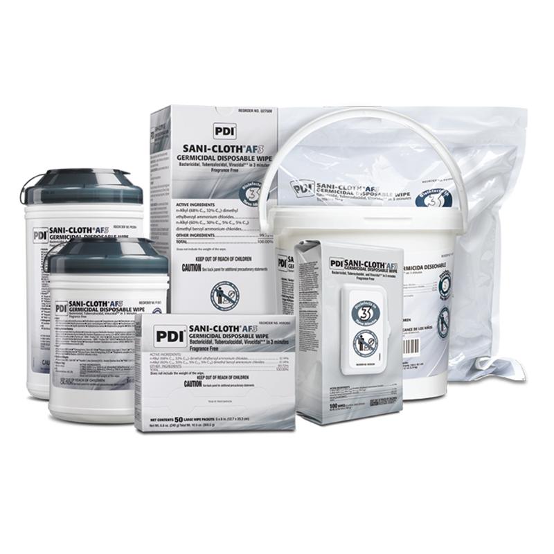 pdi sani cloth af3 surface disinfectant wipes usamedicalsurgical com