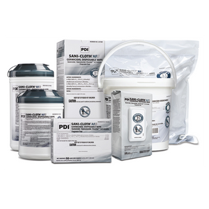 PDI Sani-Cloth AF3 Surface Disinfectant Wipes