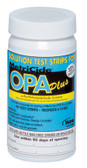 Metricide OPA Plus Solution Test Strips 10-602