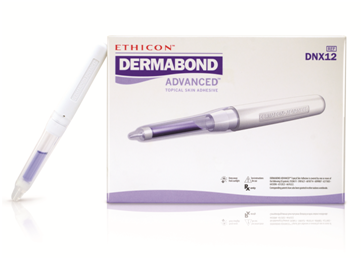 Ethicon Dermabond Advanced Topical Skin Adhesive DNX12