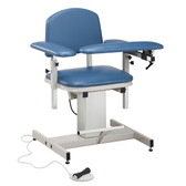 Clinton Blood Drawing Chair with Padded Arms Power Series 6341