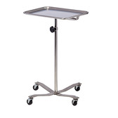 Clinton Mobile Instrument Stand Stainless Steel MS-29