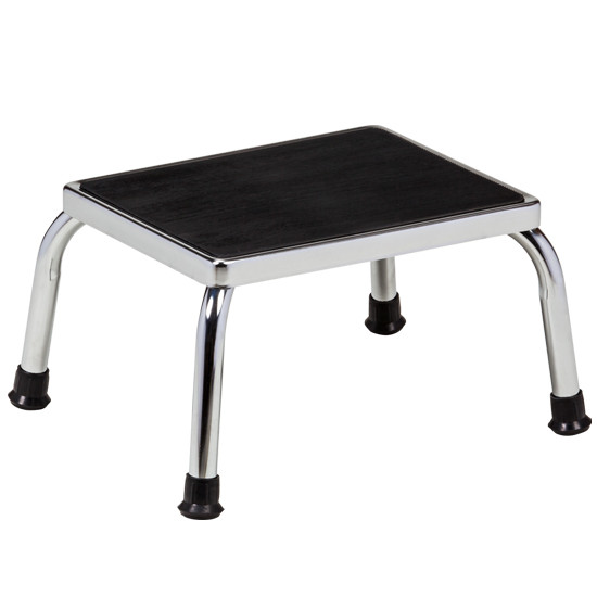 Clinton Step Stool T 40 Steel Base With 350 Lbs Capacity
