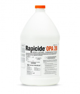 Crosstex Rapicide OPA/28 High Level Disinfectant