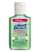 Purell Advanced Instant Hand Sanitizer with Aloe Bottle