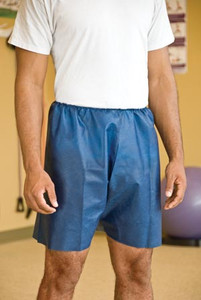 Graham Medical MediShorts Patient Exam Shorts
