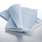 "Graham Medical Disposable Drape Sheet 3-Ply Fanfold 40""x72"""