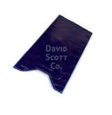 David Scott Gel Table Pad 3/4 Length with Perineal Cutout Blue Diamond Gel BD2120