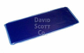 David Scott Gel Arm board Pad Small Blue Diamond Gel BD2230