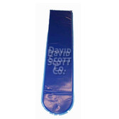 David Scott Gel Arm Board Pad Extra Wide Blue Diamond Gel BD2235