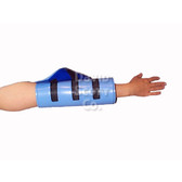 David Scott Full Size Ulnar Nerve Protector-Ulnar Gel Pad Blue Diamond Gel BD2260