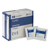 Covidien Curity Alcohol Prep Pads Medium 2 Ply 5750