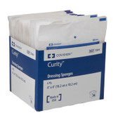 Covidien Excilon Non-Woven All-Purpose Wound Dressing Sponges