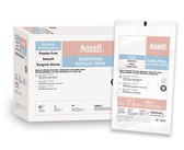 Ansell GAMMEX PI White Synthetic Surgical Gloves